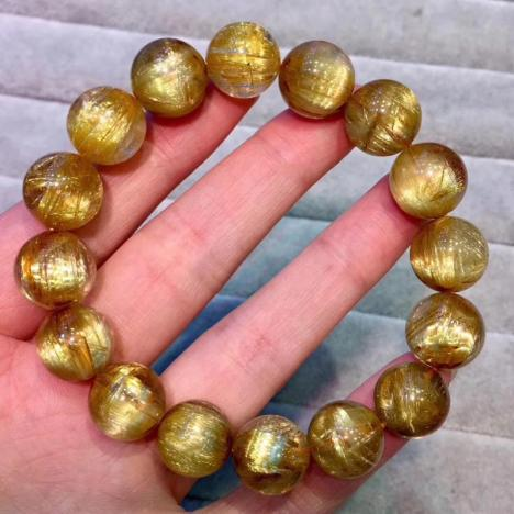 天然钛晶价格_天然钛晶猫眼手链,13.5MM,55克,尊贵大气,价格多少钱 - 文诚 ...