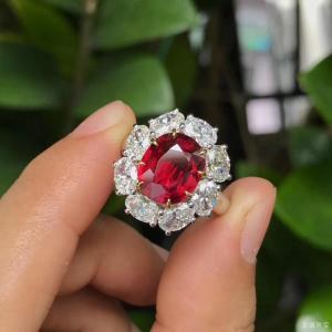红宝石的佩戴禁忌是什么,什么人适合佩戴红宝石