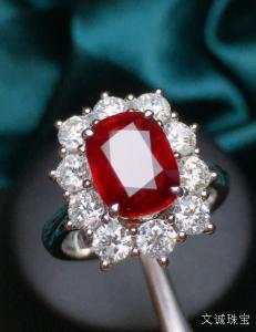 尖晶石和红宝石的区别在哪里,如何区分红钻石与红宝石