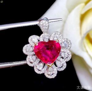 红宝石有收藏价值吗,什么样的红宝石具有收藏价值
