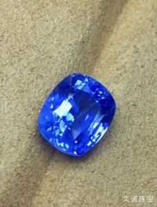 蓝宝石品质好坏如何鉴别,怎么挑选鉴别蓝宝石的质量