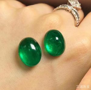 祖母绿和翡翠的区别,如何区别祖母绿宝石和翡翠