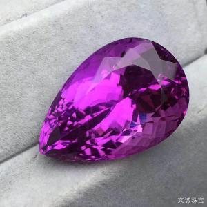 紫锂辉石的硬度是多少,紫锂辉石的硬度高吗