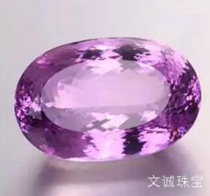 紫锂辉石和紫水晶的区别是什么,紫锂辉石和紫水晶哪个更好