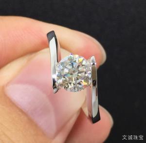 钻石真假鉴别方法,鉴别钻石最简单方法