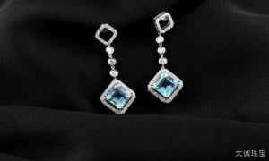 海蓝宝石硬度介绍,海蓝宝石的莫氏硬度是多少,硬度多大