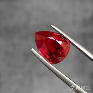 红宝石的晶系、色散值、光学性质,红宝石鉴定参数