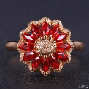 红宝石的折射率,硬度,密度,红宝石参数介绍