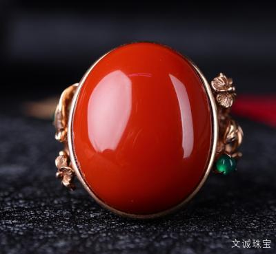 南红玛瑙和红宝石区别,南红玛瑙和红宝石有何不同