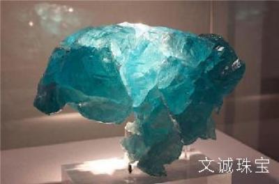 海蓝宝石的优化处理方法,充填处理,热处理