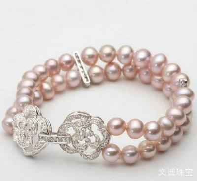 天然珍珠的优化处理方法,漂白,染色