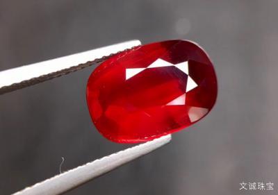 天然红宝石多少钱一克,2020年红宝石价格多少一克拉,跌价
