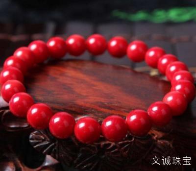 红珊瑚的颜色、硬度、密度、折射率