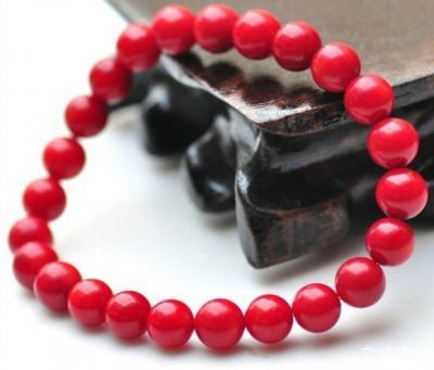 佩戴红珊瑚的好处,红珊瑚日常保养方法
