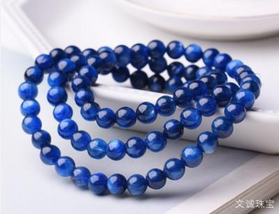蓝晶石适合什么人戴,什么人适合戴蓝晶石