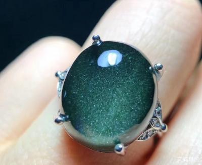 绿幽灵的寓意,分类,真假鉴别,佩戴,消磁,保养方法