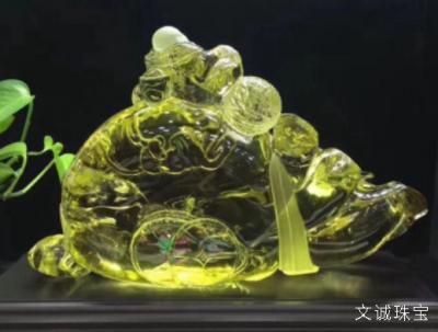 黄水晶的功效与作用有哪些、黄水晶的鉴别及消磁