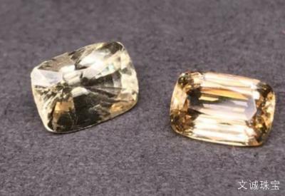赛黄晶是什么,赛黄晶的功效与作用介绍,黄钻石的替代者