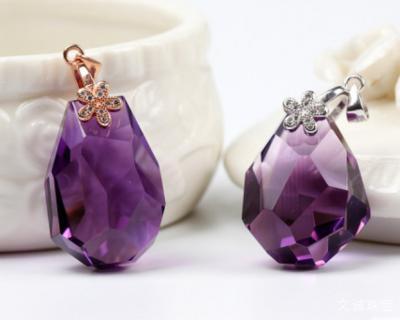 天然紫水晶英文单词是什么,紫水晶用英语怎样说?