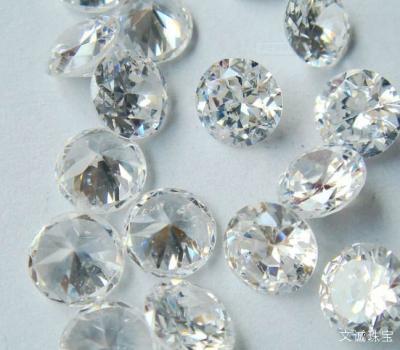 冷坩埚法生产合成立方氧化锆晶体是什么,区分钻石与立锆的方法