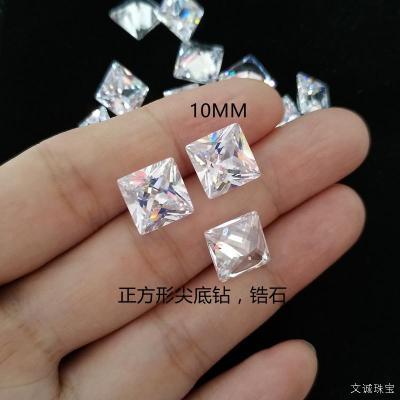 莫桑钻与锆石的区别,莫桑石和锆石、钻石有什么不一样