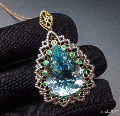 1克拉海蓝宝多少钱,2020年海蓝宝石价格一般多少钱