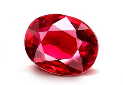 天然红宝石多少钱一克拉,2020年无烧有烧红宝石价格差多少