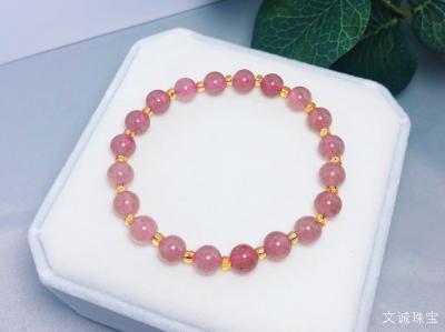 草莓晶的功效与作用有哪些,草莓晶的品质鉴赏