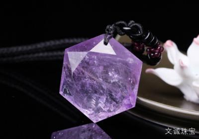 影响天然紫水晶价格的因素有哪些,紫水晶价格怎么看