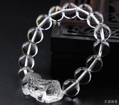 100-200元价格白水晶手链图片,品质质量,真假,怎么样