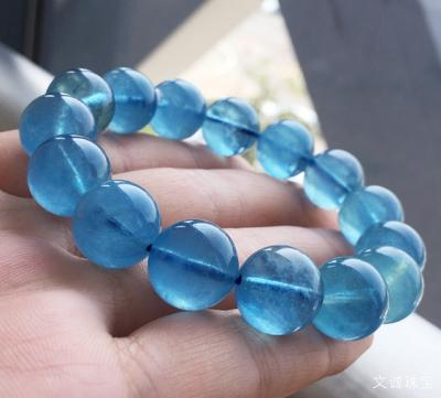 海蓝宝的佩带方法,教你简单鉴别海蓝宝石的真假?