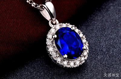 庄重高雅之石:蓝宝石,蓝宝石的介绍