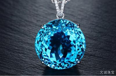 怎么区分海蓝宝石与托帕石呢?