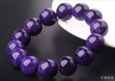 舒俱来的紫色姐妹石:查罗石(紫龙晶)