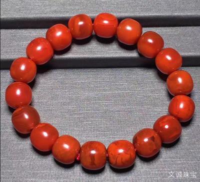 2000元价格南红玛瑙手链(图片,品质质量,真假)怎么样