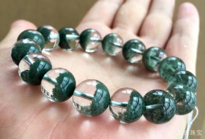 一万元价格绿幽灵手链(图片,品质质量,真假)怎么样?