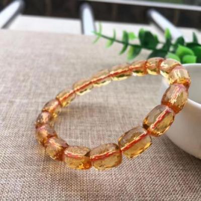 1000元价格黄水晶手链(图片,品质质量,真假)怎么样?