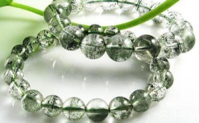 绿幽灵水晶的寓意灵性作用是什么,绿幽灵含义寓意有哪些