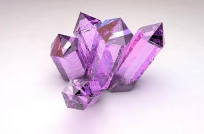 天然水晶的鉴定参数,颜色、折射率、硬度、产地、图片