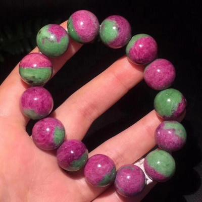 天然红绿宝石手链的价格多少合理,2020年红绿宝手串市场价