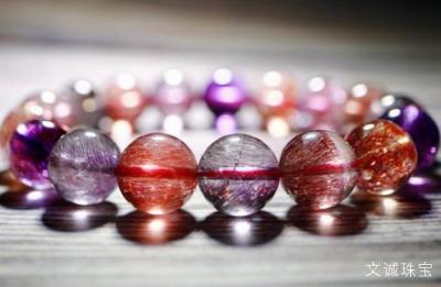 天然水晶价格都在降价,唯独超七水晶逆市飙升