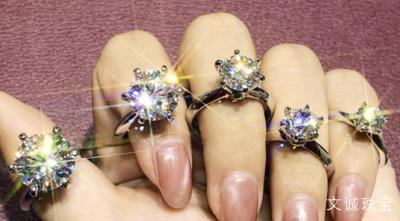 70分的钻石有多大直径,70分钻石钻戒价格多少钱