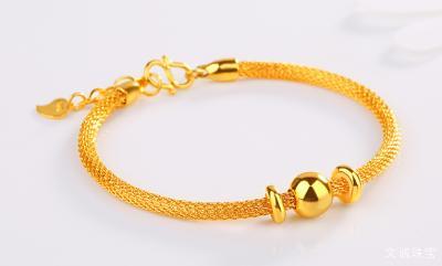 千足金和黄金区别是什么,如何区分千足金与黄金?