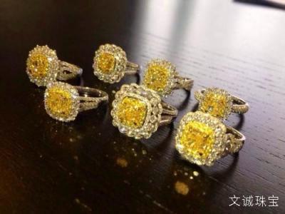 黄钻的寓意灵性作用是什么,黄钻含义寓意有哪些