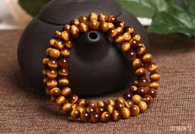 如何选购黄虎眼石手链,黄虎眼石手链的价格是多少?