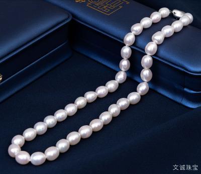 珍珠项链可以戴着洗澡吗,会对珍珠项链有什么损伤吗?