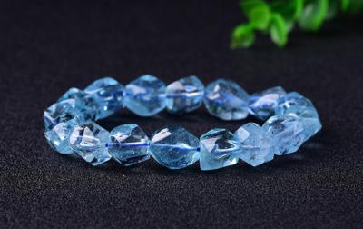 海蓝宝为什么消磁,海蓝宝石消磁方法是什么,怎么消磁?