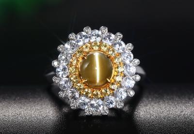 金绿猫眼宝石的寓意是什么,金绿猫眼石的佩戴禁忌?