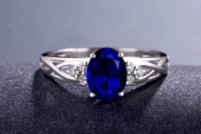天然坦桑石与蓝宝石的区别在哪里,有什么不一样?