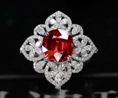 天然红宝石有收藏价值吗,红宝石的秘密!